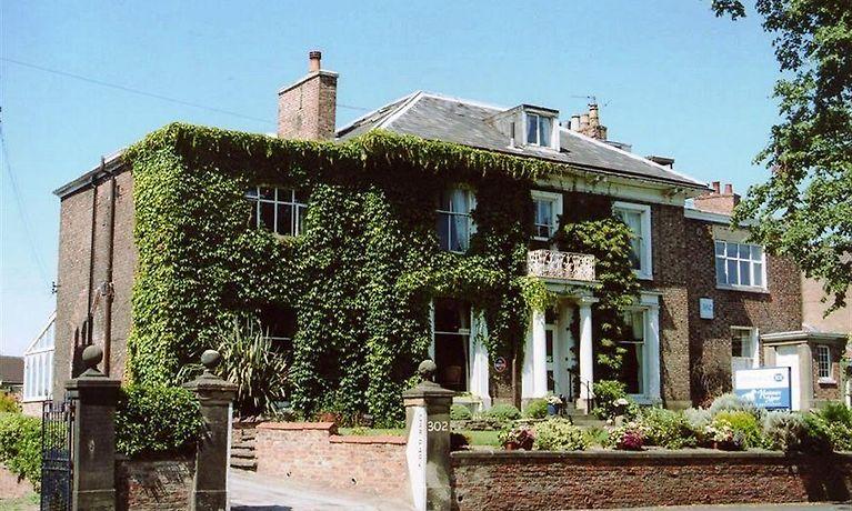 Hotel Knavesmire Manor York